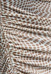 Bershka - Sukienka etui - brown - 3