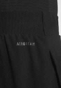 adidas Performance - TENNIS PANT - Verryttelyhousut - black/grey - 7