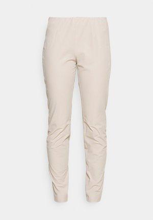 DANIELLE - Trousers - beige