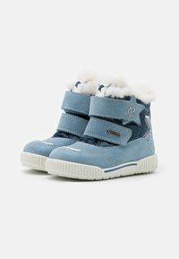 Primigi - PRIGT  - Baby shoes - cielo/jeans - 1