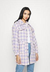 YAS - YASMELVI SHACKET - Light jacket - lavender violet - 0