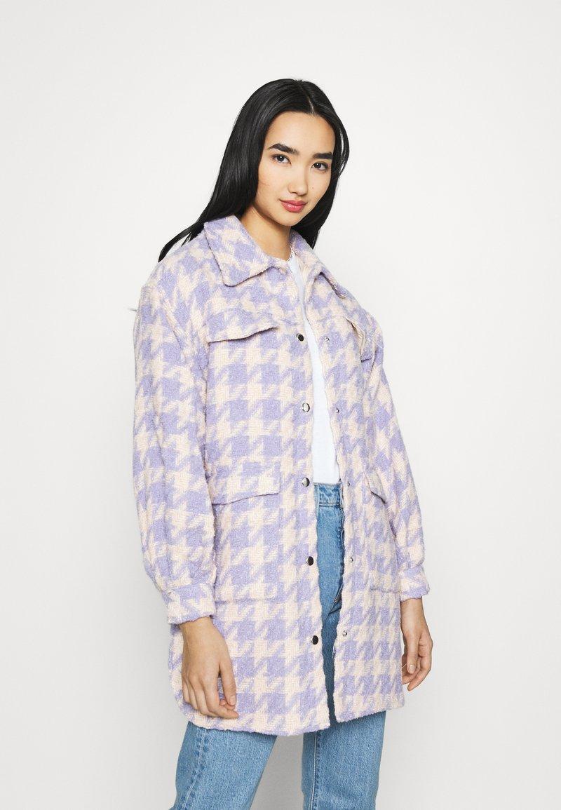 YAS - YASMELVI SHACKET - Light jacket - lavender violet