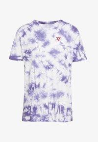 YOURTURN - T-shirt med print - lilac - 3