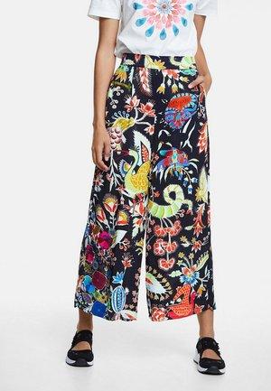 DESIGNED BY CHRISTIAN LACROIX - Spodnie materiałowe - black
