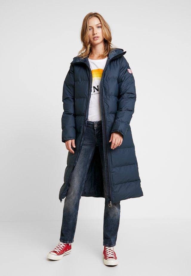 INTERLINK GIRLS - Winter coat - navy