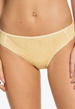 Bikini bottoms - yellow