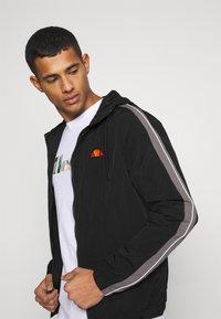 Ellesse - FAIRCHILD - Summer jacket - black - 3