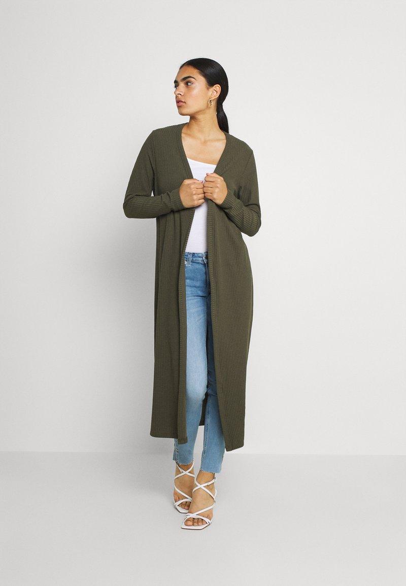 ONLY - ONLNELLA LONG CARDIGAN - Cardigan - kalamata