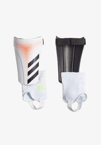 adidas Performance - PREDATOR 20 MATCH SHIN GUARDS - Shin pads - white - 0