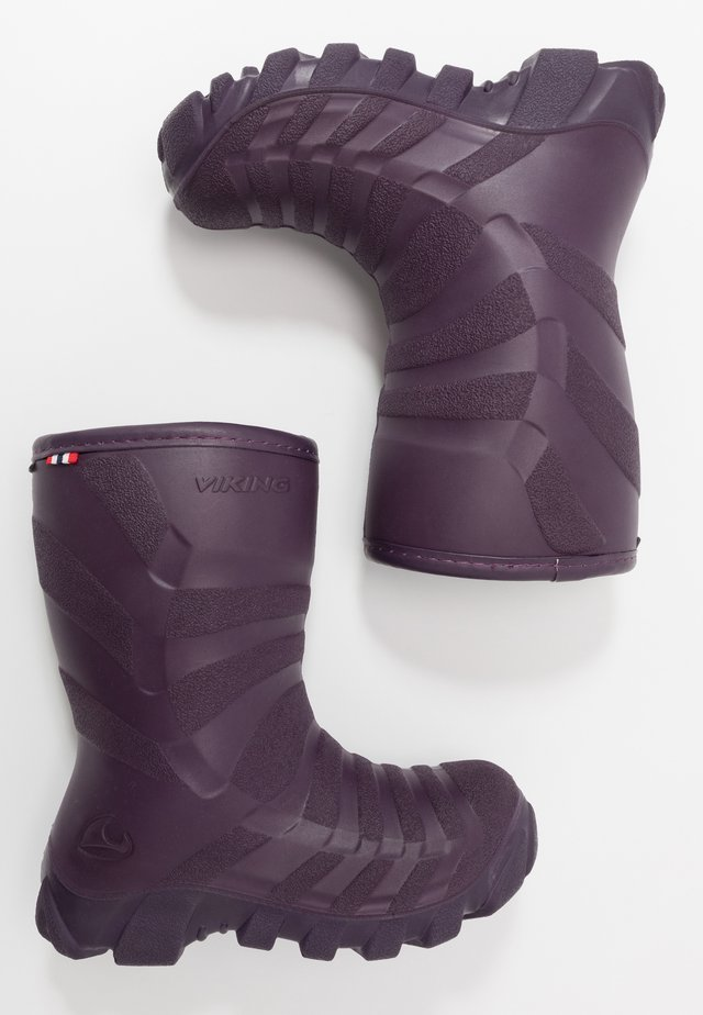 ULTRA 2.0 - Wellies - aubergine/purple