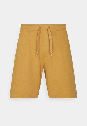 PAXTON UNISEX - Shorts - bone brown
