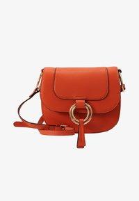 Dorothy Perkins - RING SADDLE - Across body bag - orange - 5