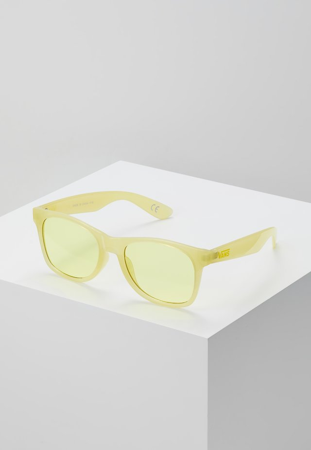 SPICOLI FLAT SHADES - Sonnenbrille - yellow cream