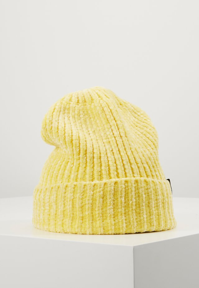 Gorro - yellow light