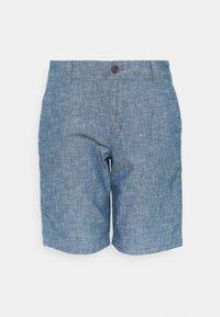 GAP - BERMUDA - Shorts - indigo chambray - 0