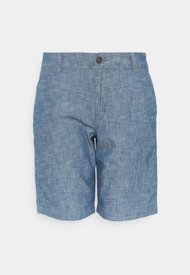GAP - BERMUDA - Shorts - indigo chambray