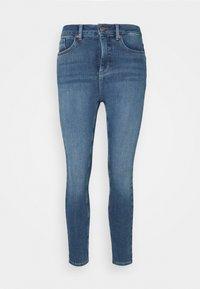 New Look Petite - CONTOUR - Skinny džíny - mid blue - 6