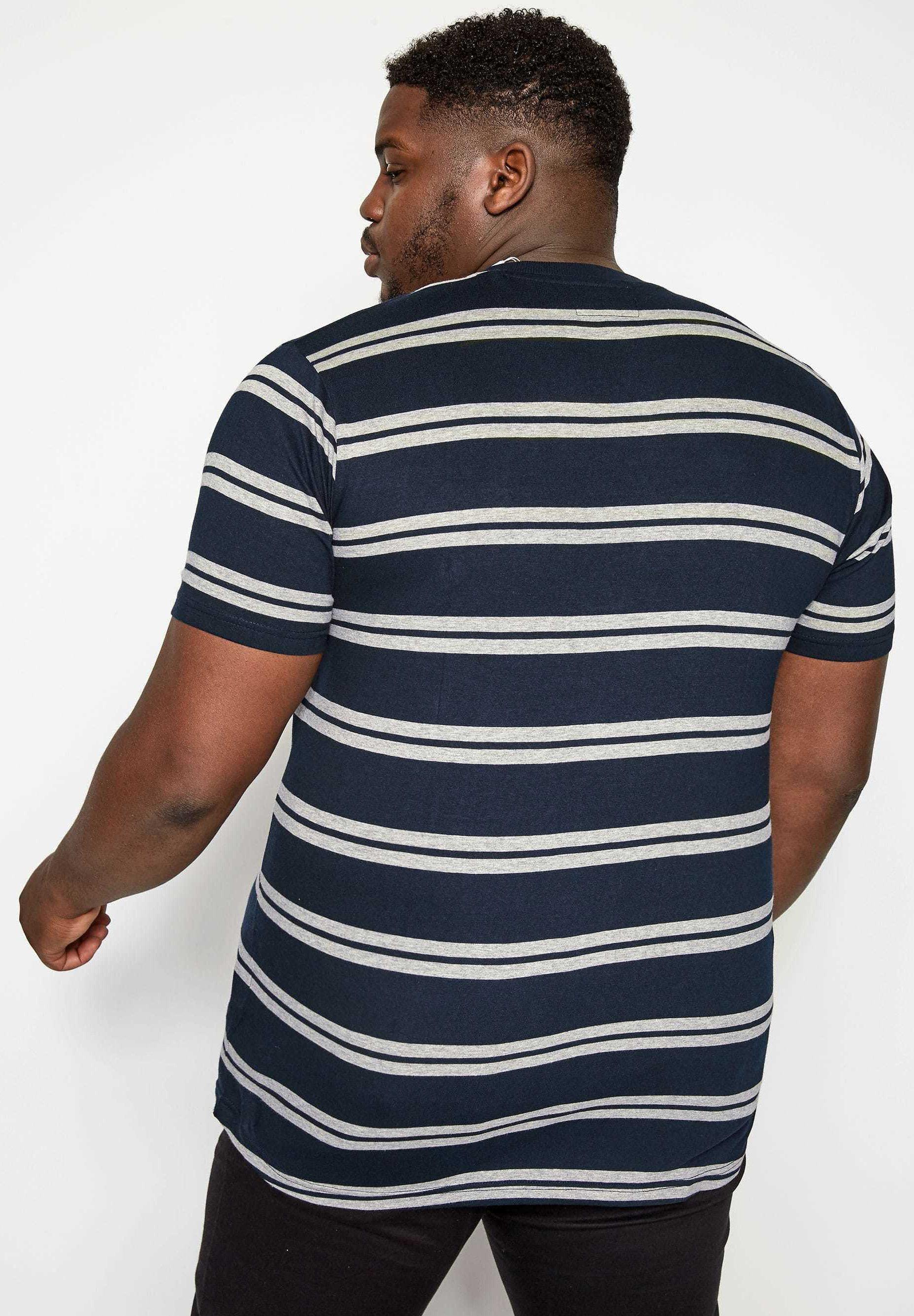 BadRhino Print T-shirt - blue qmnvp