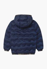 Benetton - HARRY ROCKER - Winter jacket - dark blue - 1