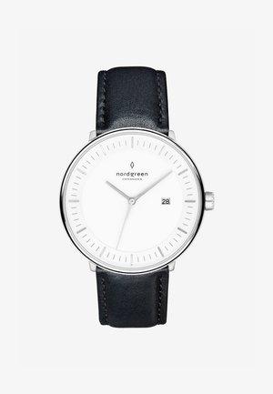Watch - schwarz/silver