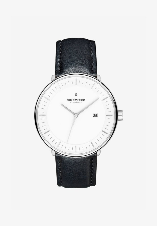 Watch - schwarz/silver