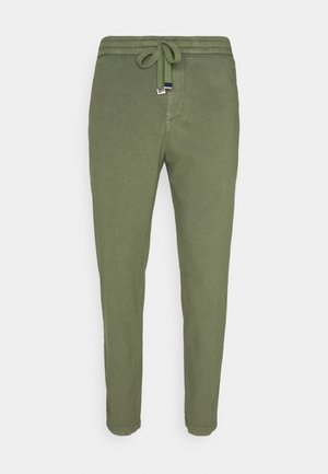 Trousers - oliv
