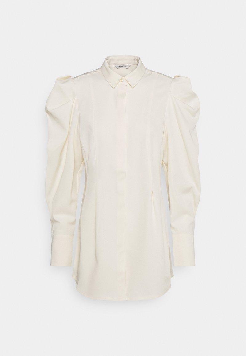 Holzweiler - VIOLA - Button-down blouse - ecru
