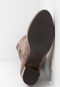Anna Field - High heeled boots - sand - 6