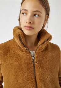 PULL&BEAR - Winter jacket - brown - 3