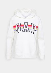 GAP - V-GAP ARCH - Sweatshirt - white - 5