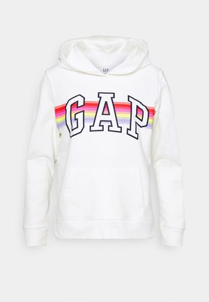 V-GAP ARCH - Sweatshirt - white