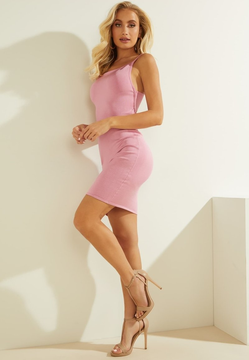 Guess - Vestido de cóctel - rose