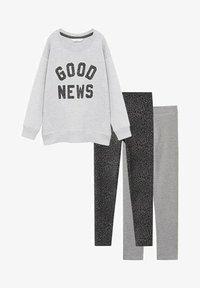 Mango - 3PACK - Sweatshirt - light heather grey - 0