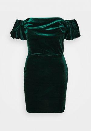 ANIKA DRESS - Cocktail dress / Party dress - dark green