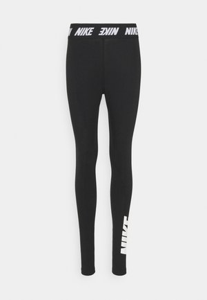 CLUB  - Leggings - Trousers - black