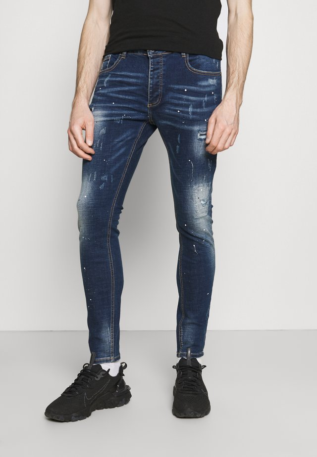 KEPPLER - Jeans Skinny Fit - mid blue