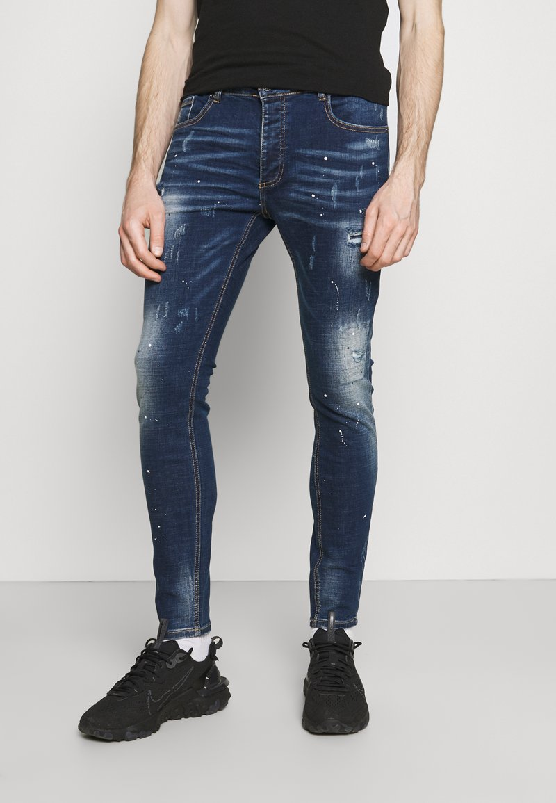 Kings Will Dream - KEPPLER - Jeans Skinny Fit - mid blue