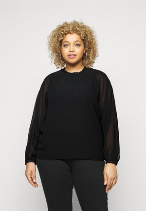 VMINGA  - Blouse - black