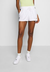 Nike Sportswear - Shorts - white/black - 0