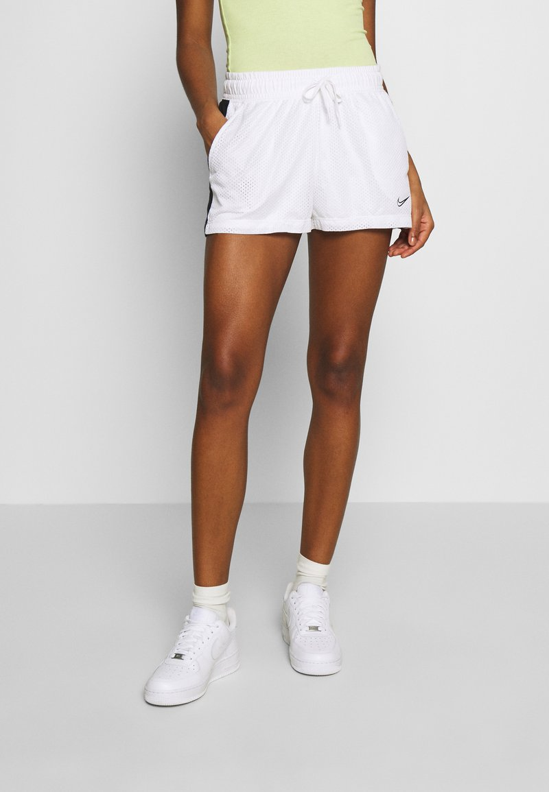 Nike Sportswear - Shorts - white/black