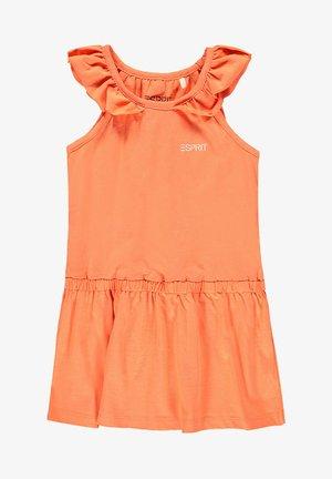 Day dress - peach