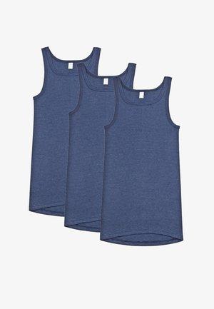 3 PACK  - Hemd - blau