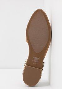 TOMS - JULIE D ORSAY - Ballet pumps - brown - 6