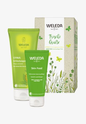 WELEDA GIFT SET CITRUS & SKIN FOOD - Skincare set - -