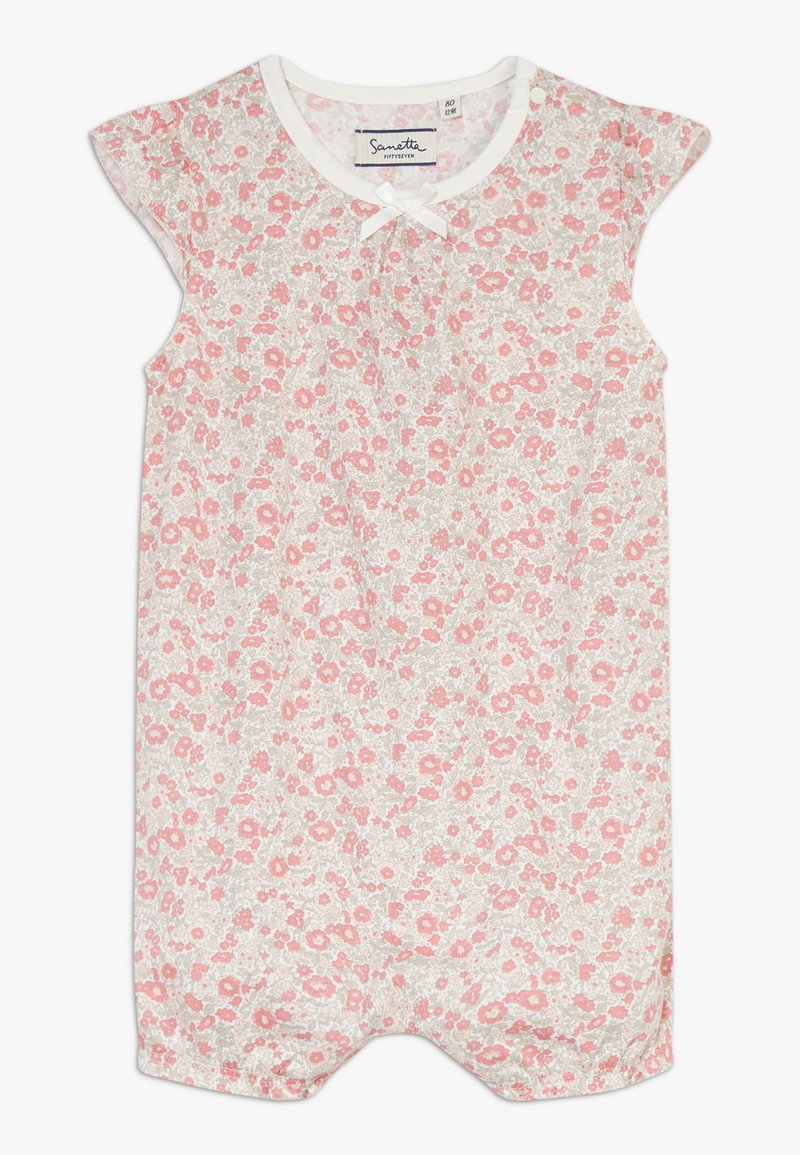 Sanetta fiftyseven - OVERALL BABY  - Mono - ivory