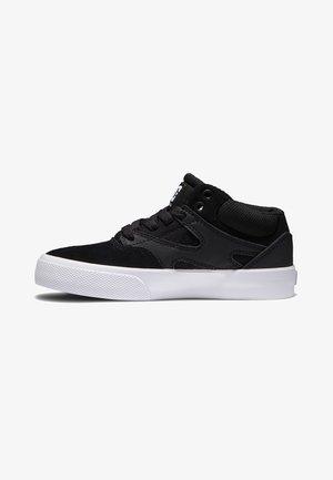 KALIS VULC - Sneakers laag - black/white