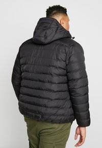 Urban Classics - BASIC BUBBLE JACKET - Winter jacket - black - 2
