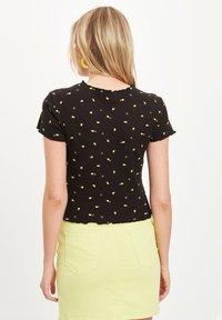 DeFacto - T-shirts print - black - 2