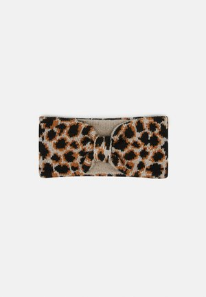 LEOPORO HEADBAND - Ørevarmere - brownish