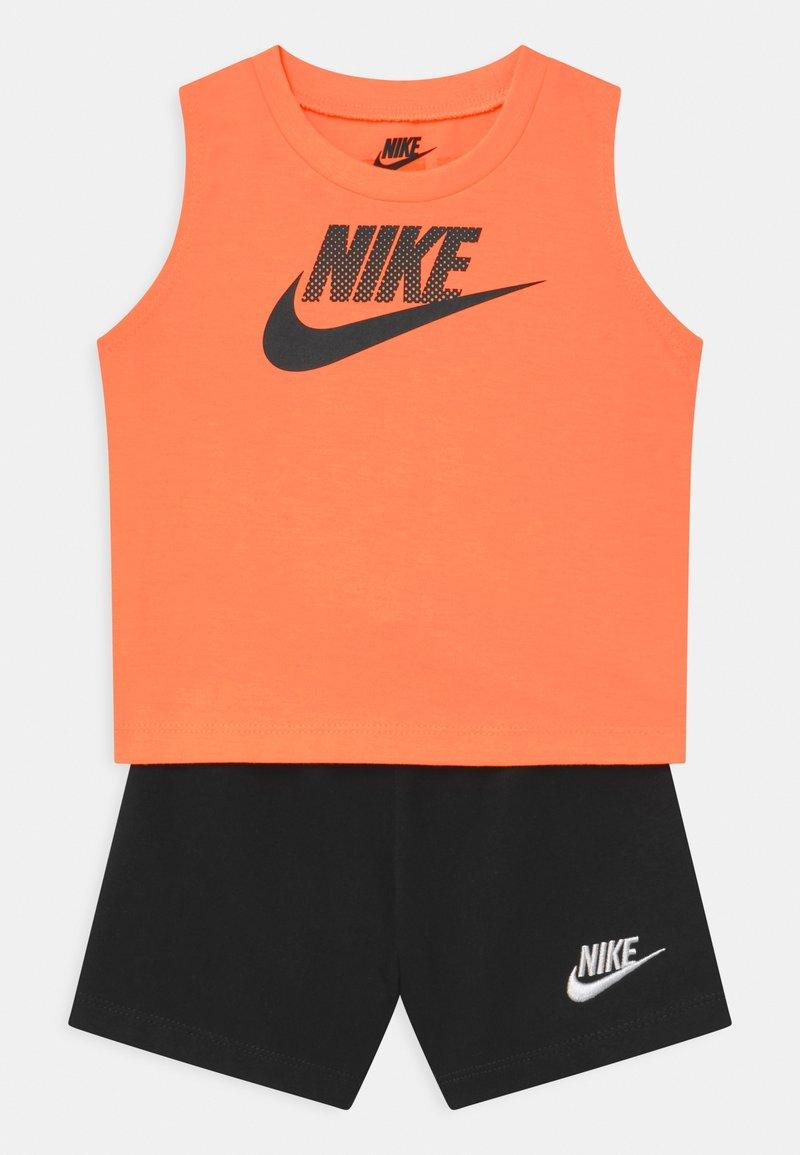 Nike Sportswear - MUSCLE SET - Top - black